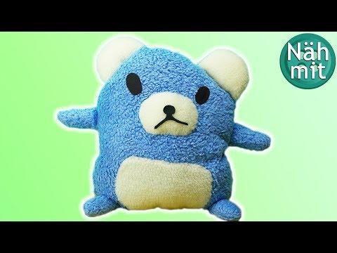 kuscheltier-nÄhen-|-teddy-|-nähen-für-anfänger-|-ohne-schnittmuster-|-nähen-lernen-|-näh-mit-mir!