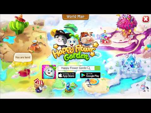 Beau Happy Flower Garden: ေပ်ာ္ရႊင္ ဥယ်ာဥ္   Android Apps On Google Play