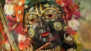 Sri Sri Radha Nila Madhava - ISKCON Houston