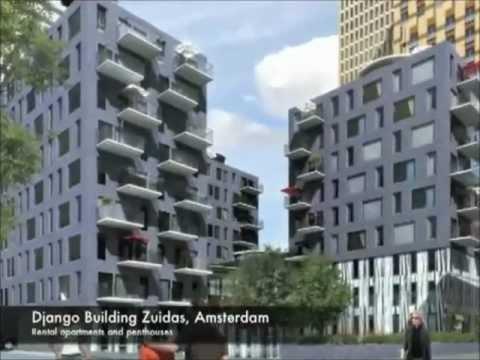 http://www.vastgoedpresentatie.com - Django Building Zuid As Amsterdam