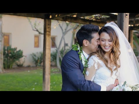 Santa Clara Mission & Westin San Jose Wedding