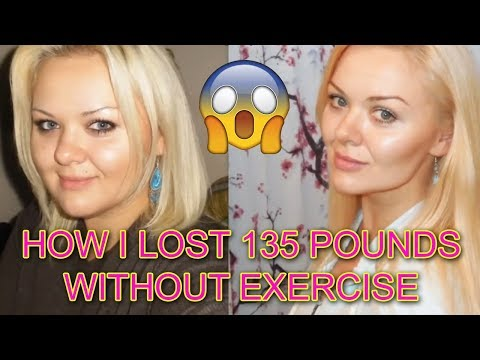 How to LOSE Weight Naturally in 7 Days Without Exercise 😍 135 POUNDS LOST - My Weight Loss Journey