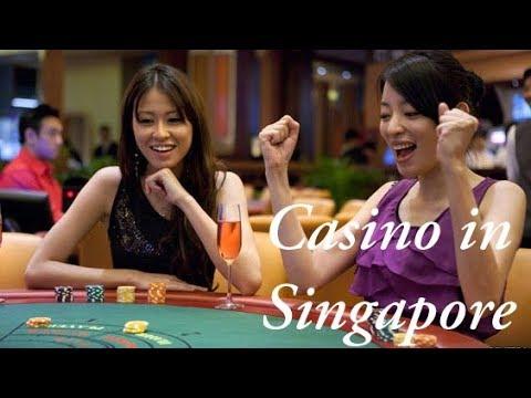 Resorts World Sentosa Casino in Singapore /4k view Vlog Video.......❤❤