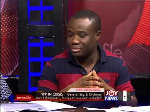 NPP Crisis - Newsfile (23-8-14)