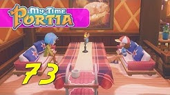 My Time at Portia - Let's Play Ep 73 - DATE WITH MERLIN