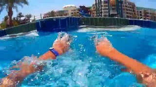 GOLDEN 5. PARADISE. SUMMER IN EGYPT. GOPRO. Египет Хургада(Наши каникулы в Египте, Хургада Отдых в отеле Golden 5 Emerald. Paradise What managed to capture #GOPRO in our holidays? The last 2 days of ..., 2015-09-22T18:33:47.000Z)