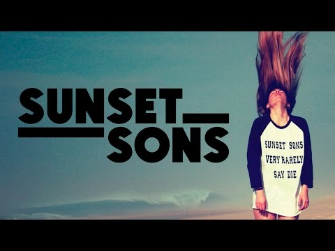 Sunset Sons - Somewhere Maybe (Official Audio)
