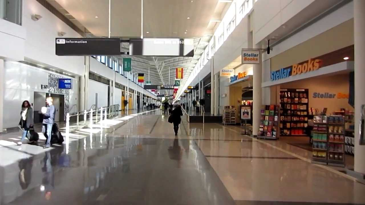 Washington Dulles International Airport - Terminal B ...