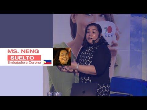 Cumbre de Embajadores Corona 2018 - Ms. Neng Suelto