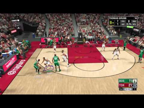 NBA 2K17 - MyCareer Boston Celtics