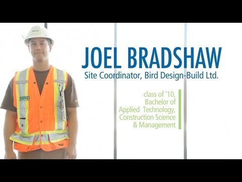 Applied Technology Construction Science And Management Alumnus Profile