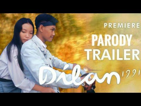 Parody Trailer Dilan 1991 | 28 Februari 2019 di Bioskop