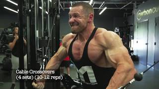 BEYOND FAILURE Chest Training - Every Rep and Set Explained