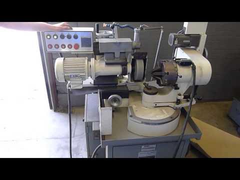 FARMAN drill grinder FC80N MACH4METAL bohrerschleifmaschine