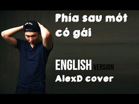 Phía sau một cô gái English version // Hoàng Soobin // Tiên Cookie // AlexD Cover