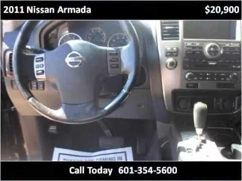 2011 Nissan Armada Used Cars Jackson Ms Youtube