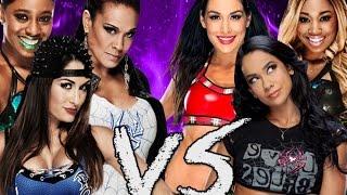 WWE 2K15: Divas Elimination Chamber