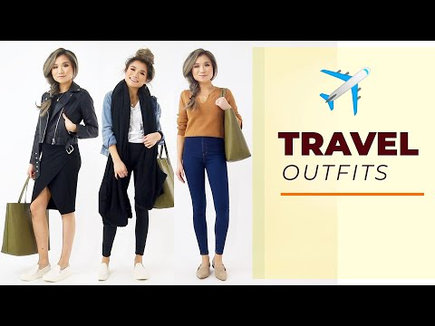 Fashion Finds - TRAVEL OUTFITS 2019