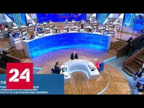 Петр Кирьян: Путин настроен на долгосрочные, а не на легкие решения