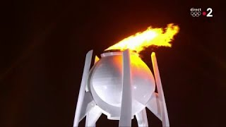 JO 2018 : La flamme olympique est allumée !