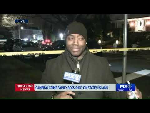 Gambino Boss Frank Cali Shot Dead