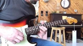 "2014 Anniversary 64 ""L"" Series Fender Custom Shop Relic Strat Eddie Vegas www.eddievegas.com"