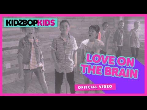 KIDZ BOP Kids – Love On The Brain (Official Music Video) [KIDZ BOP 35]