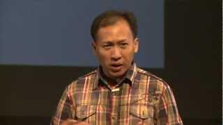 Land Rights in Laos: Village Focus International. HongThong at TEDxWanChai