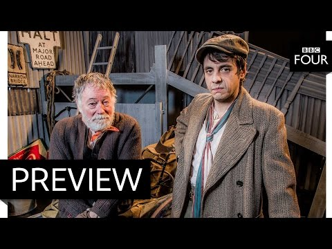 """""""Everywhere I go, you're there"""" - Lost Sitcoms: Steptoe and Son - BBC Four"""