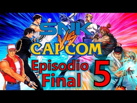 La Batalla entre SNK y CAPCOM - Documental - Nº 5: El final de la Batalla