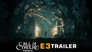 [E3 2016] Call Of Cthulhu - E3 Trailer