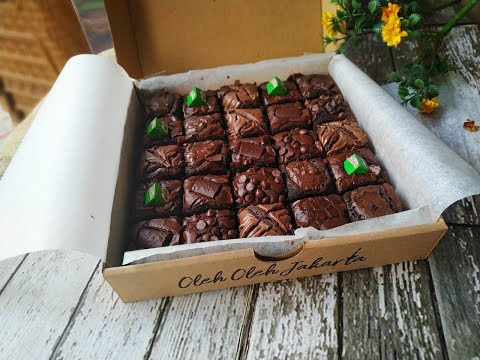 brownies enak di Jakarta - order chat via WA 0896 7221 7610 - brownies pasir