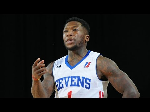 Nate Robinson Scores 14 Points in 2nd NBA D-League Game