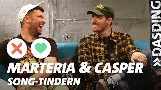 Song-Tindern: Marteria & Casper – Harry Potter ist Horror! | DASDING Interview