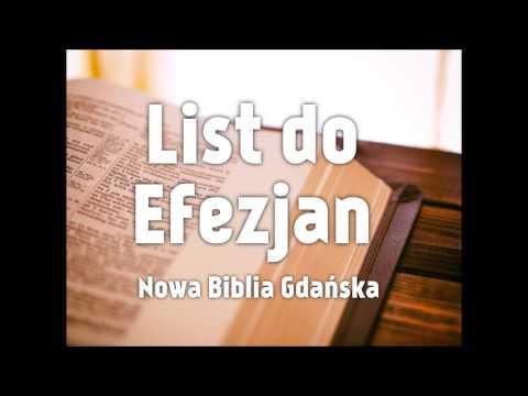 List do Efezjan - NBG