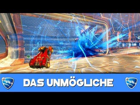 DAS UNMÖGLICHE!!!11!!! 🚀 Rocket League German Gameplay thumbnail