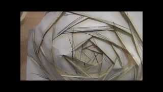 TR Cutting Schhol-Origami Workshop by Shingo Sato-Origami Vortex