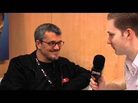 FEAR 3 Gamescom Interview with Steve Niles