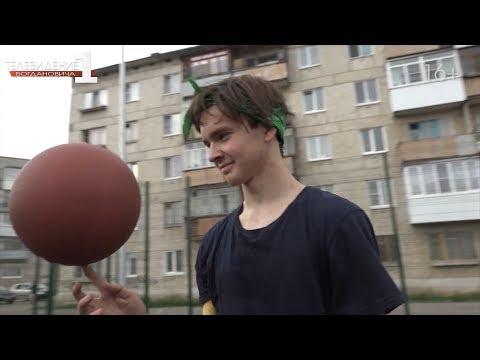 Турнир по стритболу на площадке школы №2