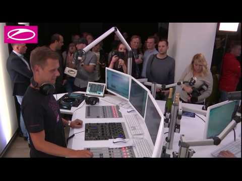 Armin Opens Brand New ASOT Studio With 'Omnia Ft. Jonny Rose - Why Do You Run'