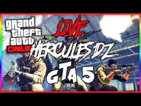 LIVE DZ GTA 5 PS4  ايا وين راكم