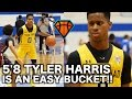 5'8 Tyler Harris Makes It Look WAY TOO EASY with Team Thad!! | UAA Indy Highlights