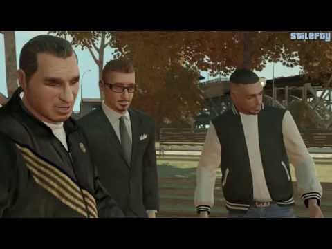 GTA 4 - The Ballad of Gay Tony - Ending / Final Mission - Departure Time [100% Objectives]