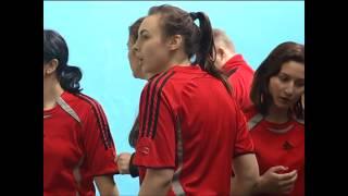Как мариупольские девушки играли в баскетбол