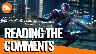 A Dark Take On 'The Flash'  Works - Reading The Comments