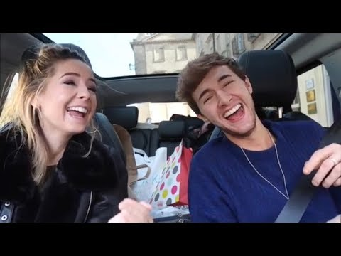 Zoe And Mark Singing Compilation 2
