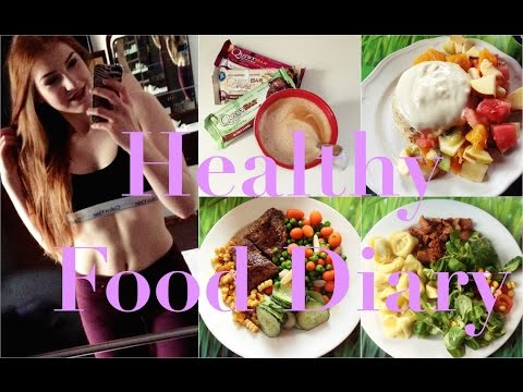 Gesundes Fitness Food Diary #4