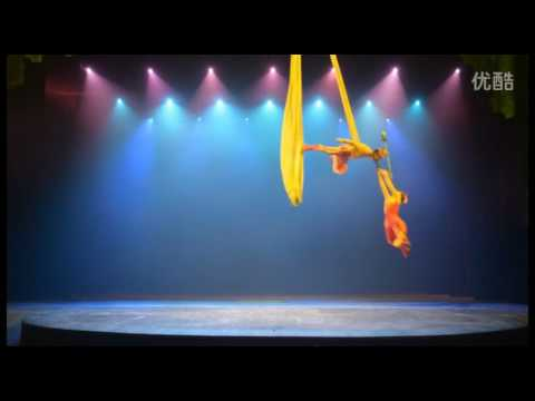 Shenyang troupe aerial flower 2017.11.6 recording