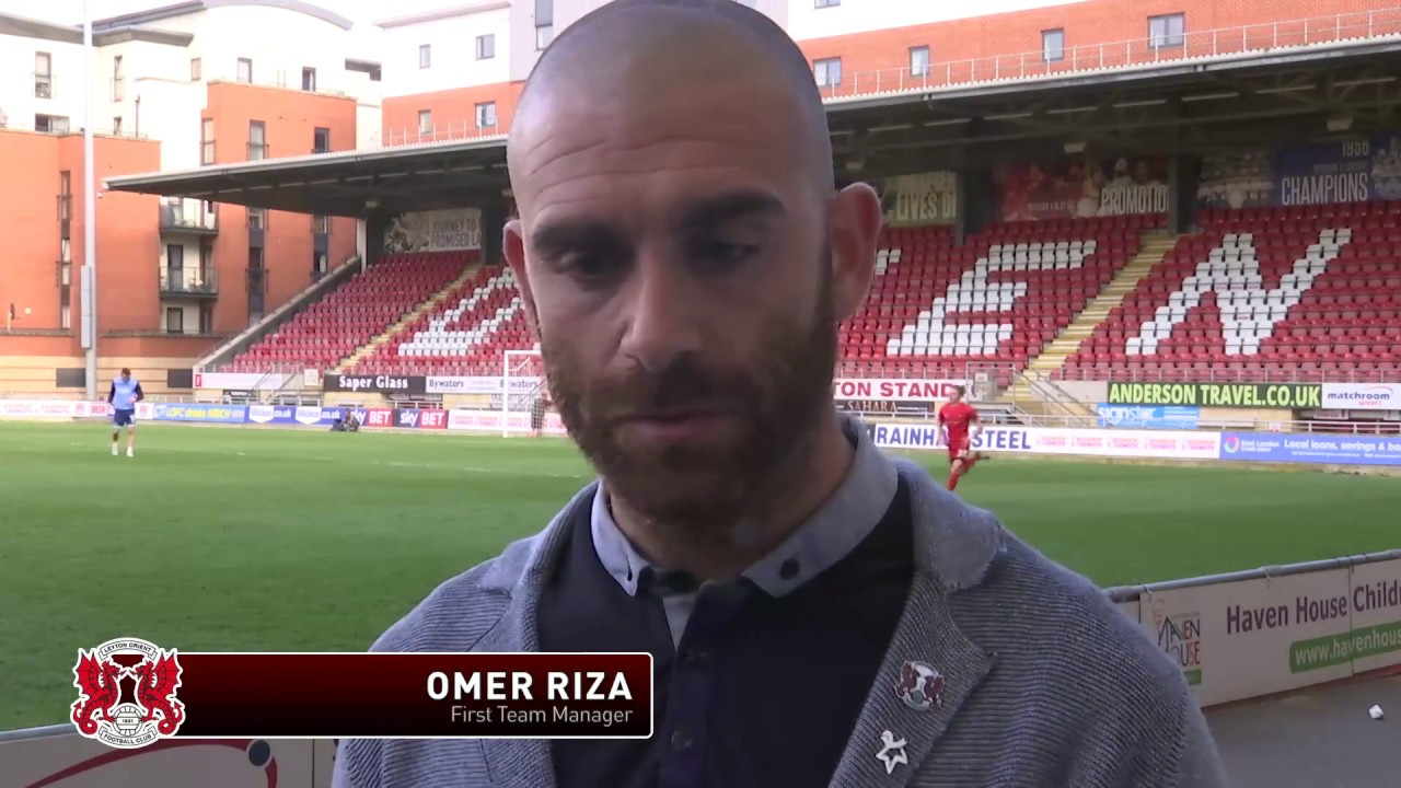 Image result for omer riza