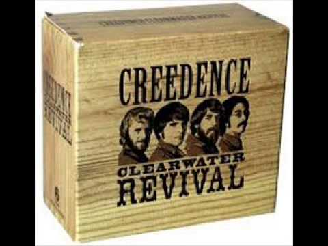 Credence Clearwater Revival The complete CCR BOX CD3